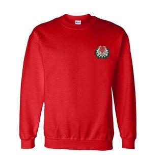 Chi Omega World Famous Crest Crewneck Sweatshirt- $19.95!