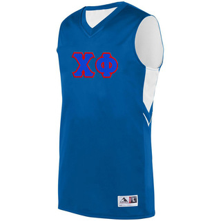 DISCOUNT-Chi Phi Alley-Oop Basketball Jersey