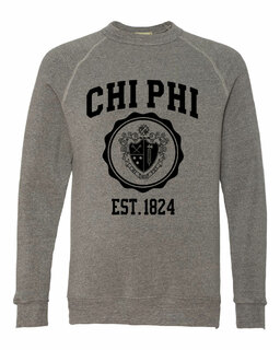 Chi Phi Alternative - Eco-Fleece� Champ Crewneck Sweatshirt