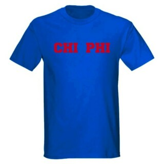 Chi Phi college tee