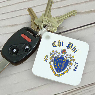 Chi Phi Color Keychains