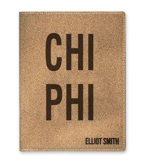 Chi Phi Cork Portfolio with Notepad