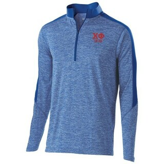 Chi Phi Fraternity Electrify 1/2 Zip Pullover