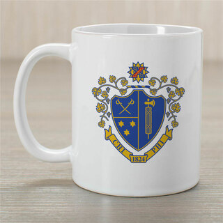 Chi Phi Greek Crest Coffee Mug