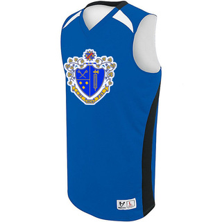 Chi Phi High Five Campus Basketball Jersey
