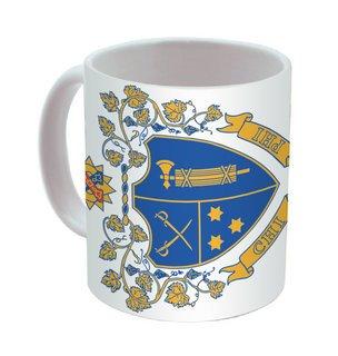 Chi Phi Mega Crest - Shield Coffee Mug