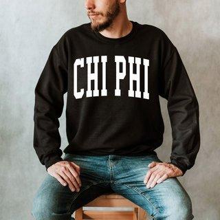 Chi Phi Nickname Crewneck Sweatshirt