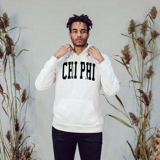 Chi Phi Nickname Hooded Sweatshirt