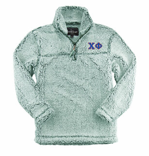 Chi Phi Sherpa Pullover