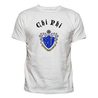 Chi Phi Vintage Crest T-shirt