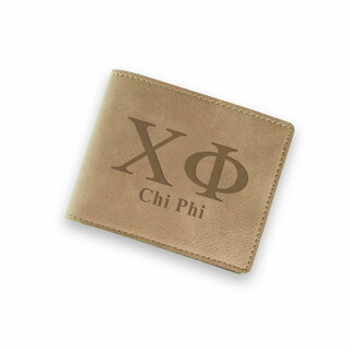 Chi Phi Fraternity Wallet