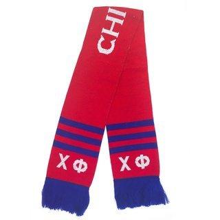Chi Phi Winter Scarf
