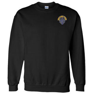 DISCOUNT-Chi Phi World Famous Crest - Shield Crewneck Sweatshirt