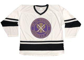 Chi Psi Breakaway Hockey Jersey