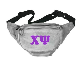 Chi Psi Fanny Pack