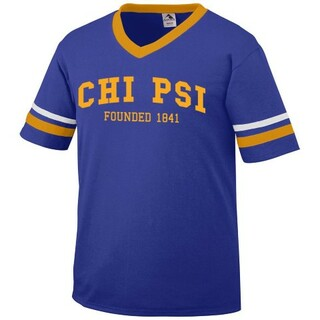 Chi Psi Founders Jersey