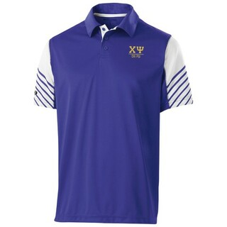 Chi Psi Fraternity Arch Polo