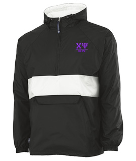 Chi Psi Greek Letter Anoraks
