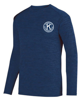 Circle K- $26.95 World Famous Dry Fit Tonal Long Sleeve Tee