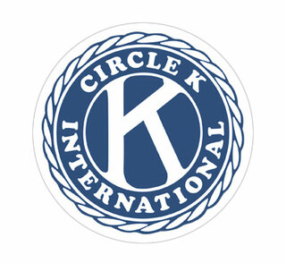 "Circle K Large Color Decal - 12"" Tall"