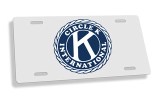 Circle K Seal License Cover