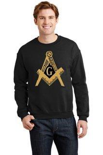 DISCOUNT-Masonic Crewneck Sweatshirt