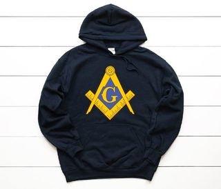 DISCOUNT-Masonic Hooded Sweatshirt