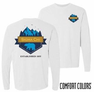Comfort Colors Big Bear Long Sleeve Tee