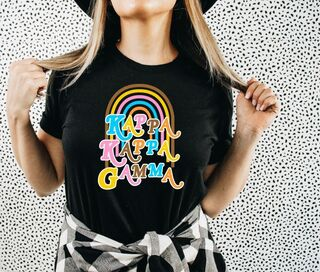 Comfort Colors Sorority Retro Joy T-Shirt