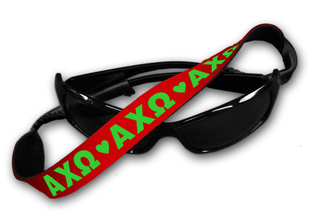 Custom Greek Croakies