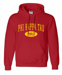 Fraternity & Sorority Custom Printed Hoodie