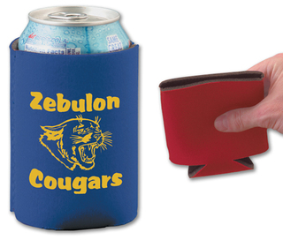 Design Your Own Custom Printed Pocket Can Coolers