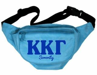 Custom Sorority Fanny Packs