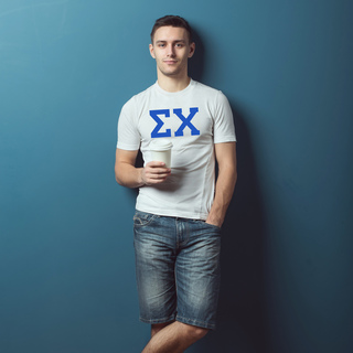 Deal Of The Day! - Greek Lettered T-Shirt