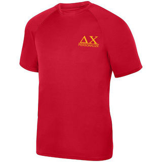 Delta Chi- $15 World Famous Dry Fit Wicking Tee
