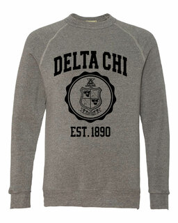 Delta Chi Alternative - Eco-Fleece� Champ Crewneck Sweatshirt