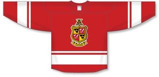 Delta Chi League Hockey Jersey