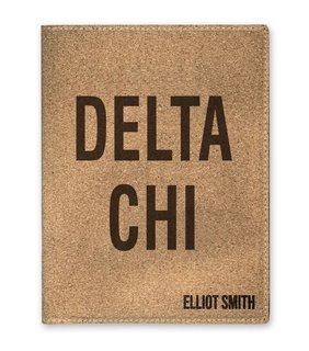 Delta Chi Cork Portfolio with Notepad
