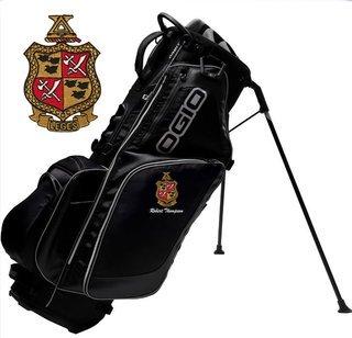 Delta Chi Golf Bags