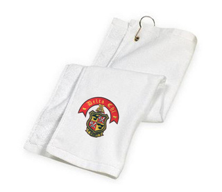 DISCOUNT-Delta Chi Golf Towel