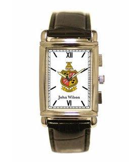 Delta Chi Greek Classic Wristwatch