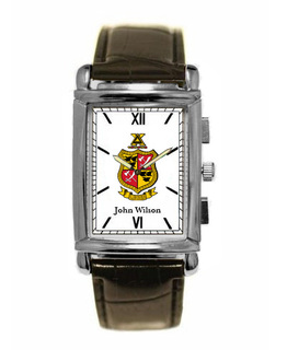 Delta Chi Greek Classic Wristwatch
