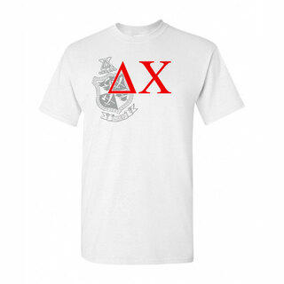 Delta Chi Greek Crest - Shield T-Shirt