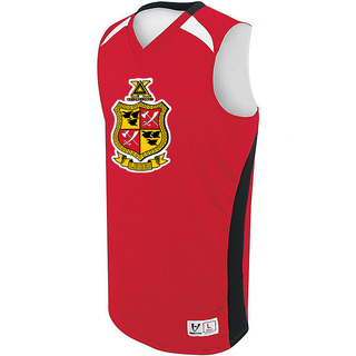 Delta Chi High Five Campus Basketball Jersey