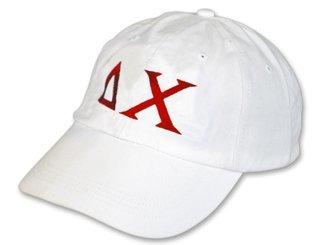 Delta Chi Letter Hat