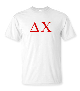 Delta Chi Lettered Tee - $9.95!