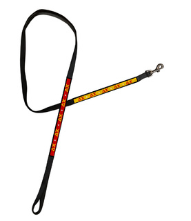 Delta Chi Long Dog Leash