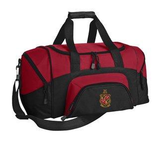 Delta Chi Colorblock Duffel Bag