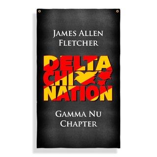 Delta Chi Nations Giant Flag