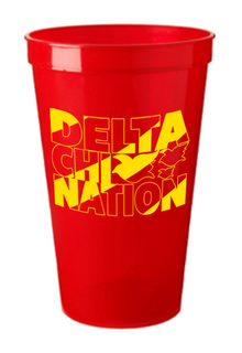 Delta Chi Nations Stadium Cup - 10 for $10!